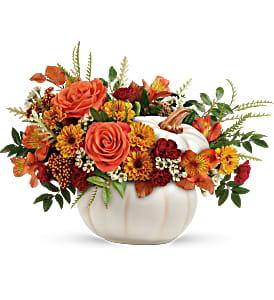 T19H200A Teleflora's Enchanted Harvest Bouquet