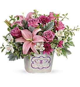T19M200B Teleflora's Monarch Garden Bouquet DX *****Sale****