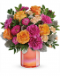 T20E300B Teleflora's Perfect Spring Peach Bouquet