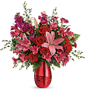 T20V105B Teleflora's Beyond Radiant Bouquet DX