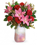 T20V200A Teleflora's Pretty In Quartz Bouquet