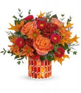 Autumn Aglow Bouquet  Teleflora's  T21T310A