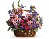 T48-3A Country Basket Blooms All