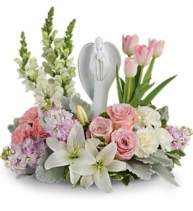 T601-6A Teleflora's Garden Of Hope Bouquet