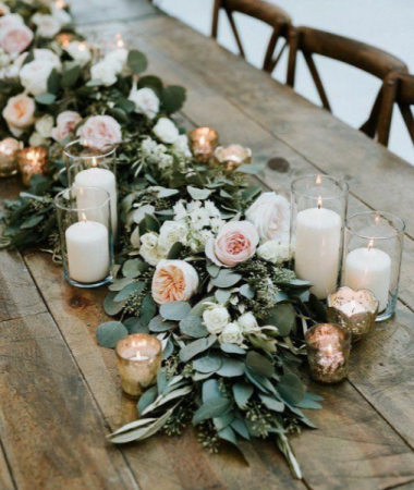 Table Centerpiece  Wedding Arrangement