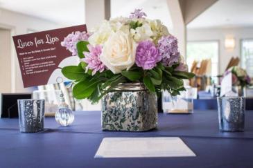 Table Centre Wedding Wedding