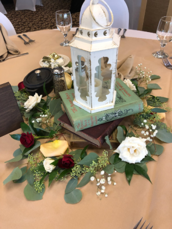 Table Flower/Greenery Decor