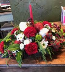 table flowers seasonal
