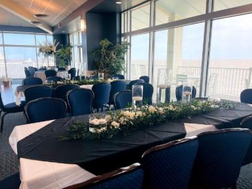 Table Greenery Garland  Wedding