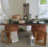 Table/Bar Setup