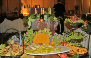 Tablescape Wedding and events