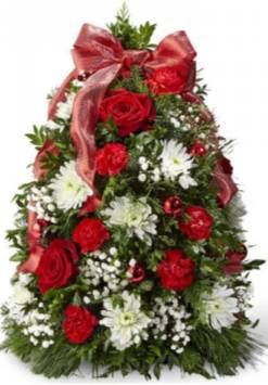 Deck The Halls  in Fredericton, NB | GROWER DIRECT FLOWERS LTD