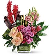 Tahitian Tropics TSD02-1B Bouquet