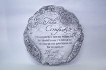 Take Comfort  Memorial Stone