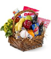 Take Me Out To The Ball Game! Gift Basket