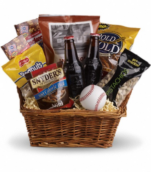 Take Me Out to the Ballgame Basket  in Fort Collins, CO | D'ee Angelic Rose Florist