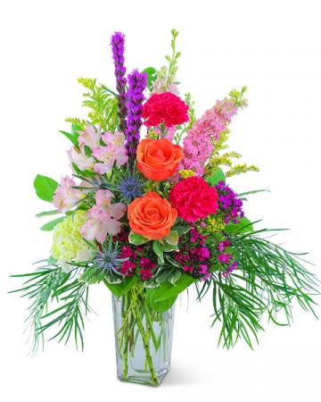 Take Me to St. Tropez Flower Arrangement