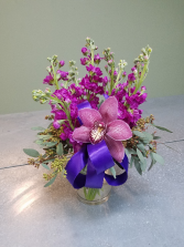 Take Stock Vase Arrangement