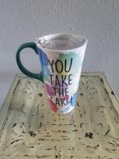 Take the Cake Travel Mug
