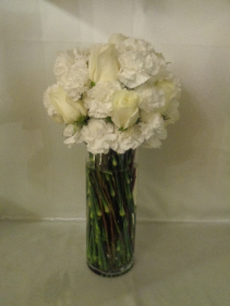 Tall and Lovely Vase Arrangement
