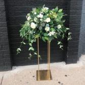 Tall Centerpiece Wedding Reception