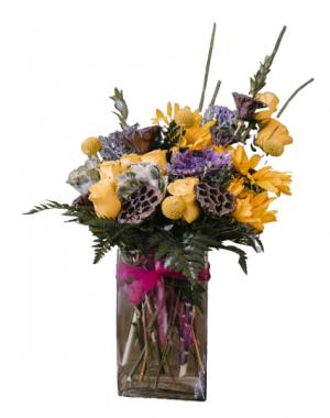 Tall Premium Fall Arrangement Fall Cut Arrangement in Castle Pines, CO   THE FLOWER SHOP CASTLE PINES