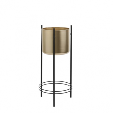 Tall Sverre planter  with stand