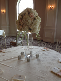 Tall Table Centerpiece Table Centerpiece