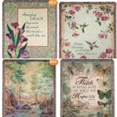Tapestry Throw Keepsake / Sympathy gift
