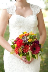 Tara's Treasured Bride's Bouquet Abloom Original