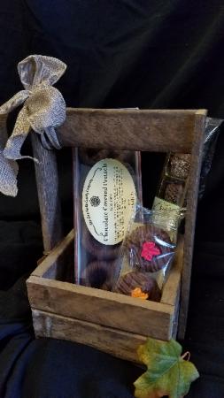 Taste of Fall Gift Basket