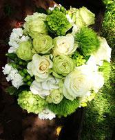 Tastefully Jade Bouquet