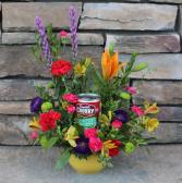 Tasty Healing Get Well Soon Arrangement in Woodinville, Washington | WOODINVILLE FLORIST