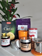 THE TEA LOVER BASKET An Ideal gift for all season