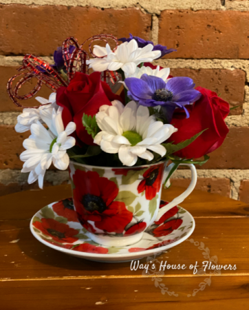 Tea Cup Mother's Day