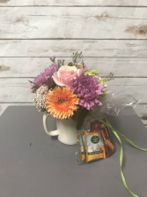 Tea Cup of Love  in Weymouth, Massachusetts | DIERSCH FLOWERS