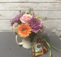 Tea Cup of Love Arrangement