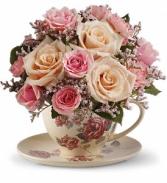 Tea Cup Roses