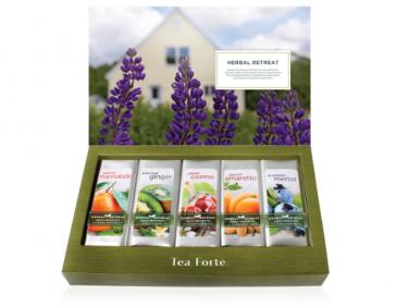 Tea Forte Single Steeps Herbal - 15 pouches