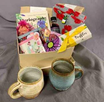 Tea in the Garden Gift Set
