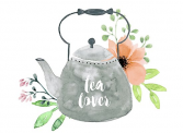 Tea Lover Fruit Basket
