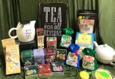 Tea Lover's Gourmet Basket Gourmet Basket