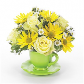 Tea & Roses Arrangement