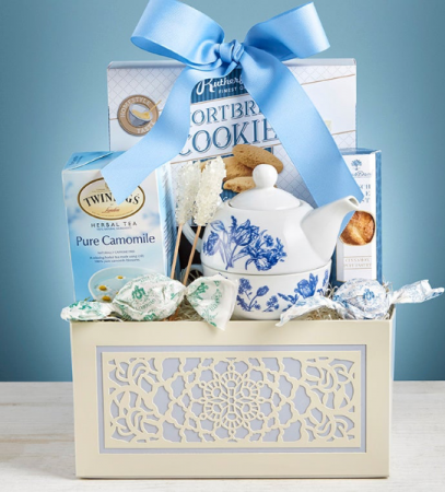 Tea Time Gift Basket Gift Basket