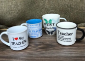 Teacher mugs Teacher appreciation gift