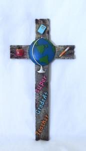 Teacher Religious Cross Teacher Cross