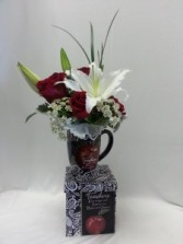 Teacher's Appreciation  Back To School Floral Arrangement