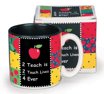 Teachers Mug* Fine Gifts