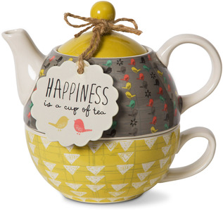 TEAPOT AND CUP  GIFTS