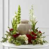 Tears of Comfort Urn Arrangement FTDS17-4473